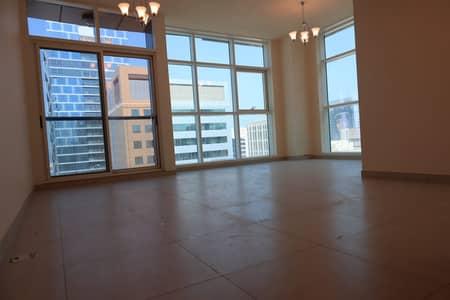 شقة 1 غرفة نوم للايجار في الخالدية، أبوظبي - شقة في شارع الاستقلال الخالدية 1 غرف 55000 درهم - 4635436