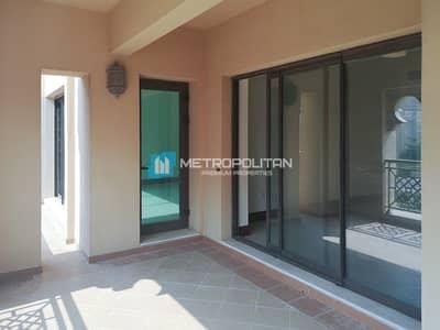 فلیٹ 2 غرفة نوم للايجار في نخلة جميرا، دبي - Large 2 bedroom with terrace with partial sea view
