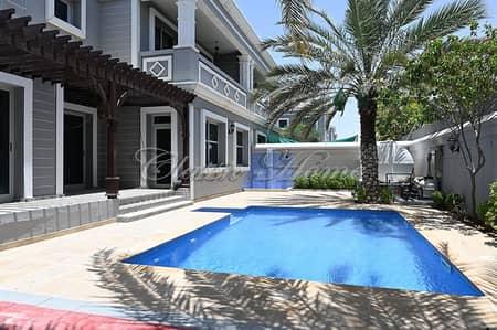 3 Bedroom Villa for Sale in Dubailand, Dubai - 3 B/R   Maids Room   Drivers Room Semi-Detached New World
