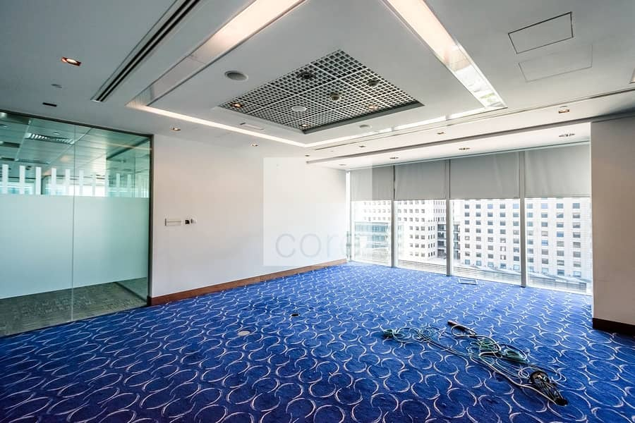 2 Mid floor fitted office in The Galleries
