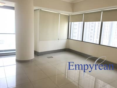 2 Bedroom Flat for Rent in Dubai Marina, Dubai - SPACIOUS 2BED ROOM   PARTIAL SEA VIEW  EQUIPPED KITCHEN