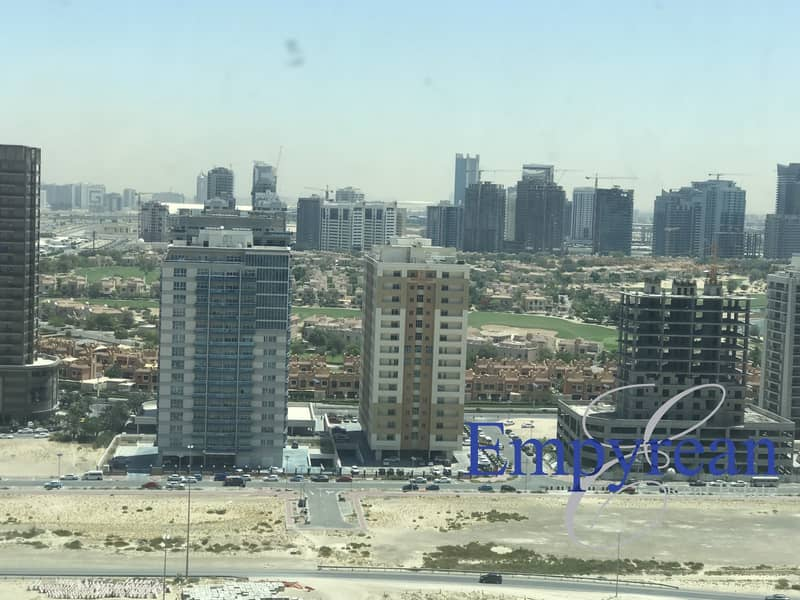 GOLF COURSE VIEW  FURNISHED LARGE ONE BR LAKE SIDE TOWER D