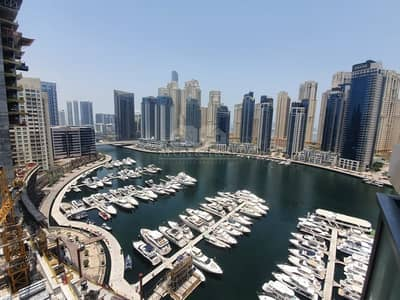 2 Bedroom Apartment for Sale in Dubai Marina, Dubai - Exclusive | Marina View | 2 bed + Study