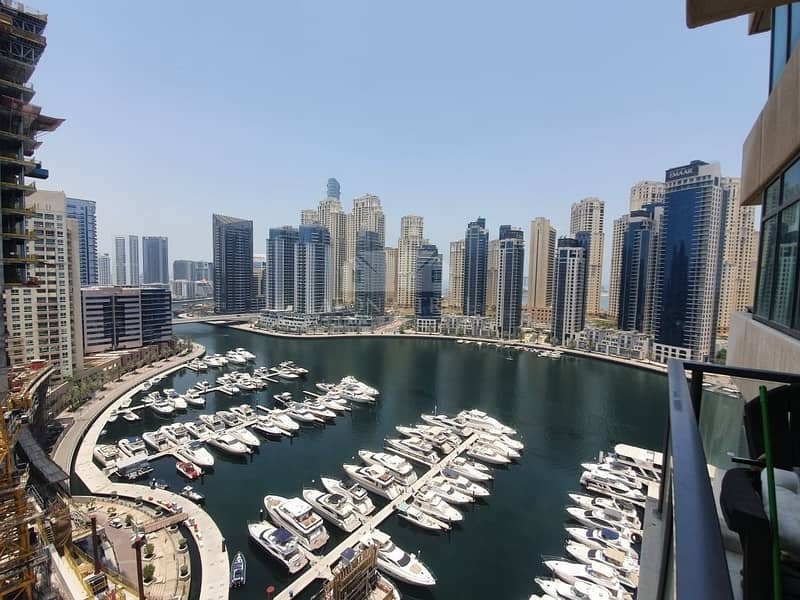 13 Exclusive   Marina View   2 bed + Study