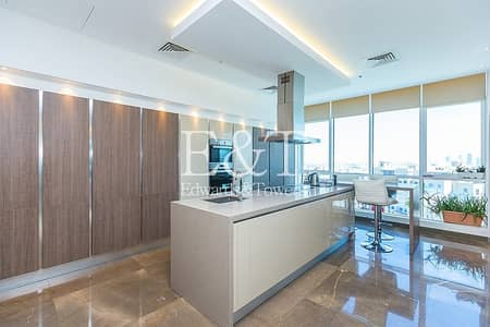 3 Bedroom Penthouse for Rent in Palm Jumeirah, Dubai - Fully Upgraded