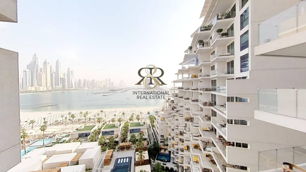 2 With 360 Video Tour | Splendid Views | Luxurious Furnished 2 Bedrooms