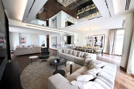 5 Bedroom Villa for Sale in DAMAC Hills (Akoya by DAMAC), Dubai - Golf Course View| 5 Bedroom + maid | Single row