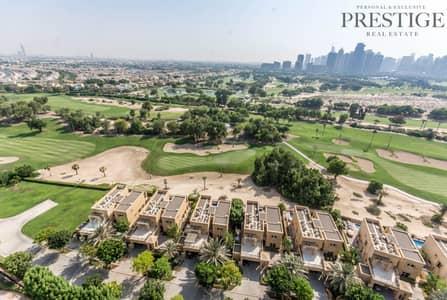 فلیٹ 2 غرفة نوم للبيع في ذا فيوز، دبي - Full Golf Course View | Large 2 Bed | Chiller Free