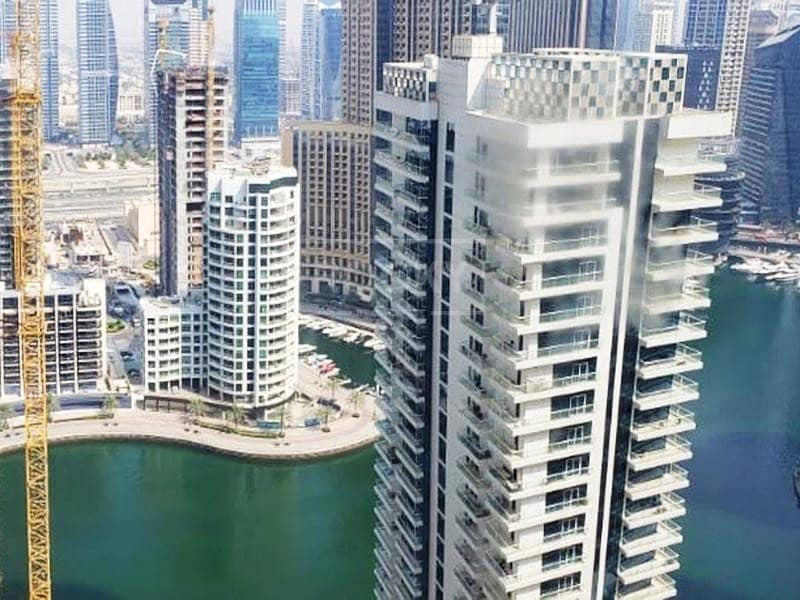 15 Furnished 4-Bed with Sea and Marina View in JBR