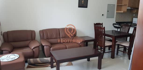 فلیٹ 1 غرفة نوم للايجار في مدينة دبي الرياضية، دبي - Furnished 1 Bedroom Partial Golf View @38k Only
