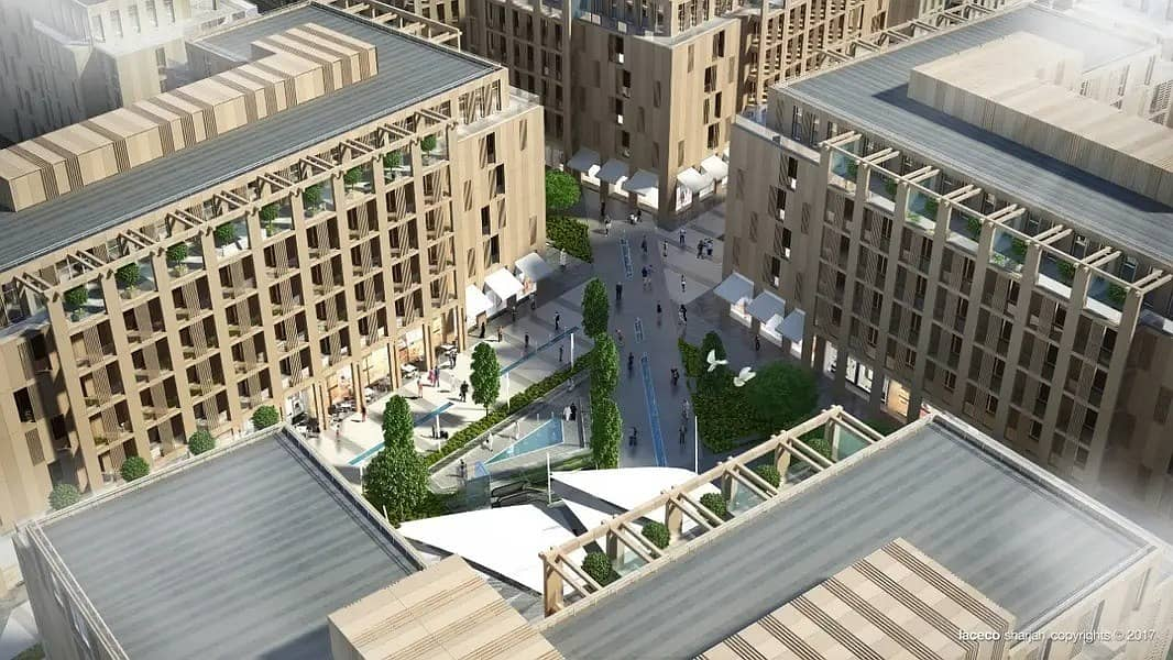 1 bedroom for sale with a great price offer in almamsha