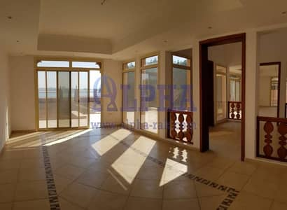 HUGE 6 BED ROOM | VILLA | AL HAMRA VILLAGE | NICE VIEW