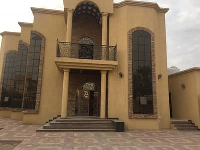 5 Bedroom Villa for Sale in Halwan Suburb, Sharjah - For sale villa, new Helwan, elegant decorations, space and distinctive details