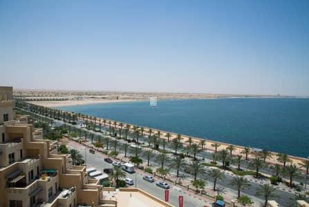 فلیٹ 3 غرف نوم للبيع في جزيرة المرجان، رأس الخيمة - 3BR with fabulous sea view for sale