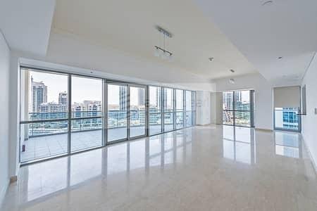 شقة 3 غرف نوم للايجار في دبي مارينا، دبي - Very Spacious 3 BR+M with Big Terrace