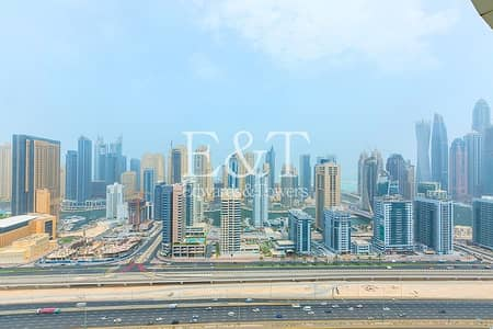3 Bedroom Flat for Sale in Jumeirah Lake Towers (JLT), Dubai - 2 Parking | Biggest Balcony | Marina/Sea View