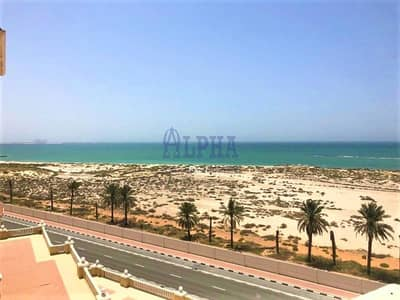 Captivating Sea View | 2 Bedroom | Unfurnished