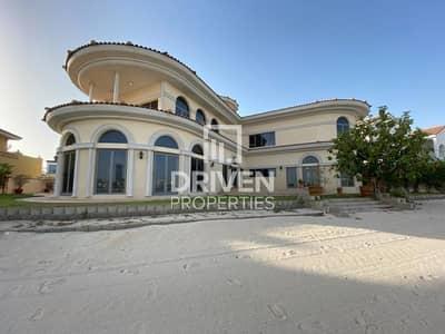 فیلا 6 غرف نوم للايجار في نخلة جميرا، دبي - Amazing 6 Bedroom Villa in Palm Jumeirah