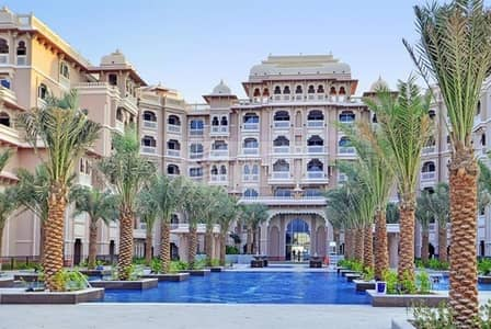 شقة 2 غرفة نوم للايجار في نخلة جميرا، دبي - Fully Furnished 2 Bedroom - Sea View - Vacant Now!