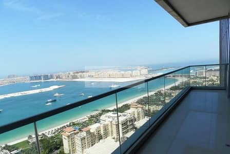 3 Bedroom Flat for Rent in Dubai Marina, Dubai - Furnished or Unfurnished | Full Sea View | Vacant
