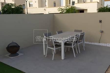 4 Bedroom Villa for Rent in Arabian Ranches 2, Dubai - 4BR Type 2 in Azalea | Corner Villa