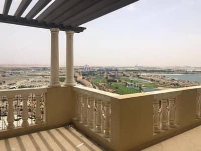 فلیٹ 3 غرف نوم للايجار في قرية الحمراء، رأس الخيمة - شقة في رويال بريز قرية الحمراء 3 غرف 65000 درهم - 4635509