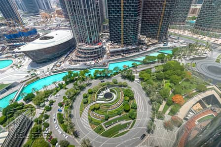 1 Bedroom Apartment for Rent in Downtown Dubai, Dubai - Fully Furnished | Large 1 BR | High Floor
