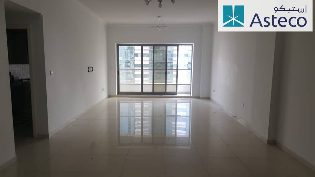 Spacious three bedroom with maid room in tecom