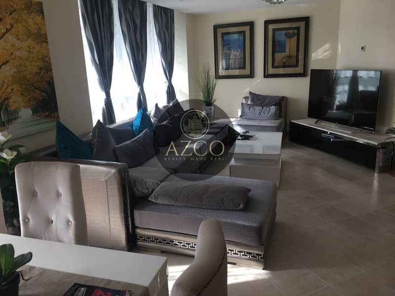 LUXURY 3BR | FULLY FURNISHED |FULL MARINA VIEW