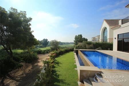 5 Bedroom Villa for Rent in Jumeirah Golf Estate, Dubai - Stunning Mansion   Amazing Plot   5 Beds