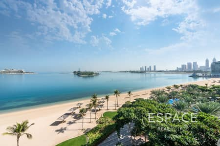 2 Bedroom Flat for Sale in Palm Jumeirah, Dubai - Two Bedroom    Type F   Full Sea Views