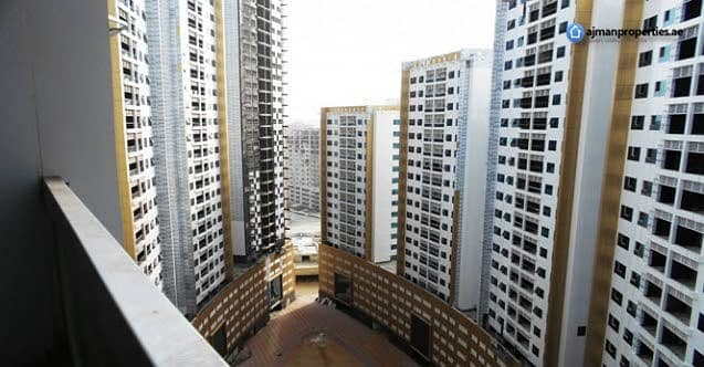 2BHK For Sale In Ajman Pearl Towers
