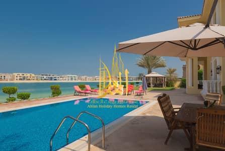 6 Bedroom Villa for Rent in Palm Jumeirah, Dubai - BLUE LAGOON SIGNATURE VILLA | 5 STAR STAY EXPERIENCE | PALM JUMEIRAH