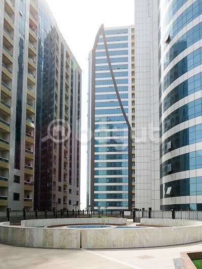 استوديو  للبيع في البستان، عجمان - شقة في أبراج أورينت البستان 150000 درهم - 4636383