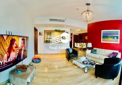 شقة 2 غرفة نوم للبيع في وسط مدينة دبي، دبي - Fully Renovated Near Burj Khalifa |1750 Sqft