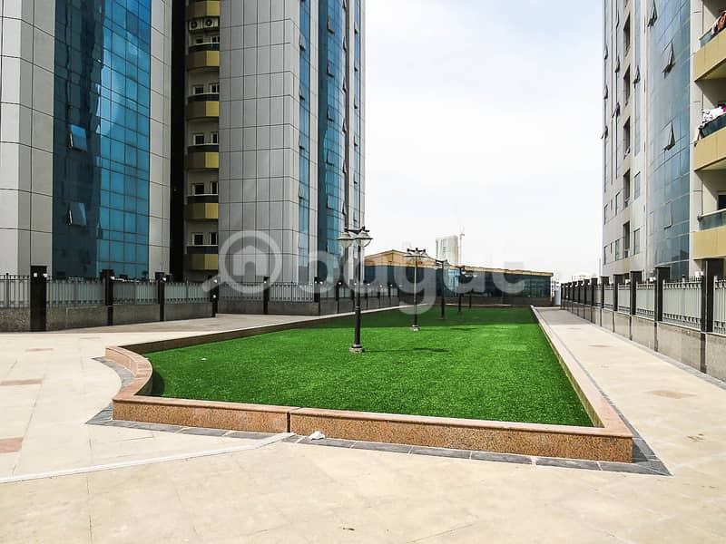 1Bhk For Sale In Orient Tower Ajman