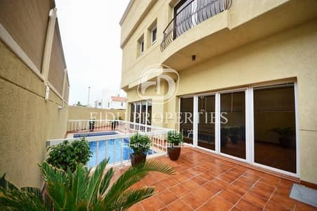 Spacious Well Maintained Villa With Private Pool