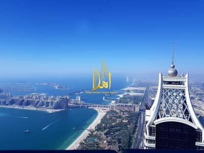 1 Bedroom Flat for Rent in Dubai Marina, Dubai - World Tallest Residential Tower with Great value