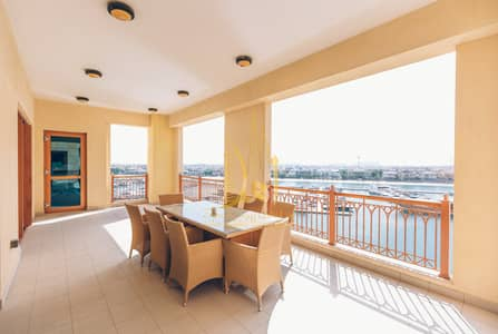 3 Bedroom Flat for Rent in Palm Jumeirah, Dubai - SEA VIEW | 3 BR LUXURY APARTMENT | PALM JUMEIRAH