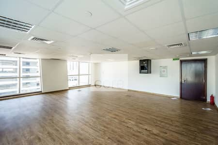 Low Floor   Fitted Office   DMCC   Parking