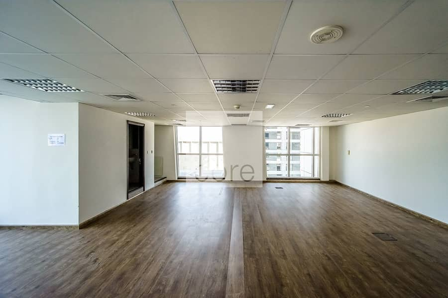 2 Low Floor   Fitted Office   DMCC   Parking