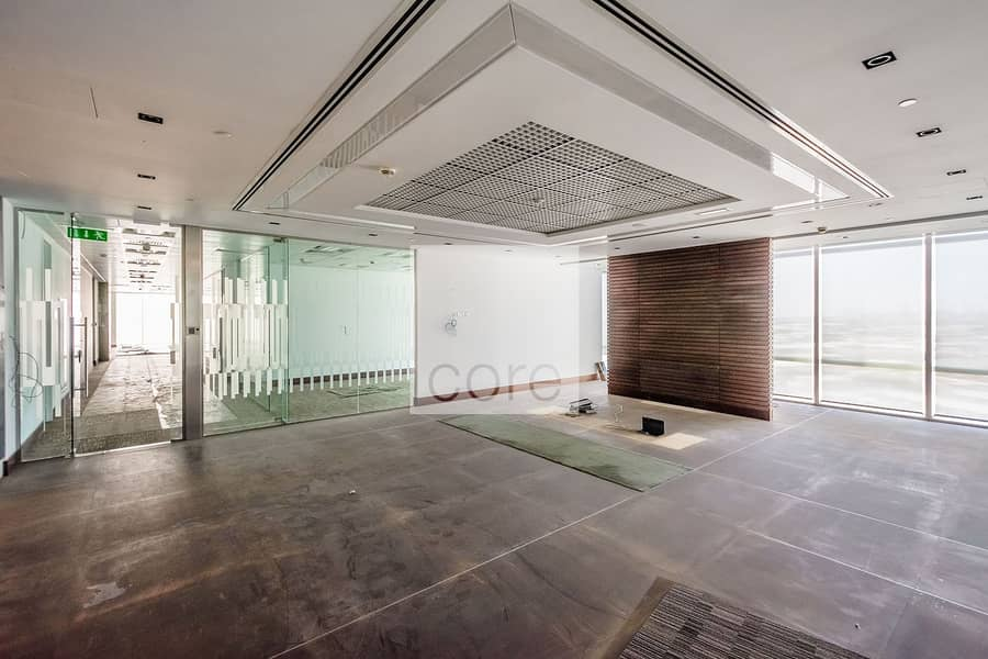 2 Fitted office on high floor | The Galleries 4