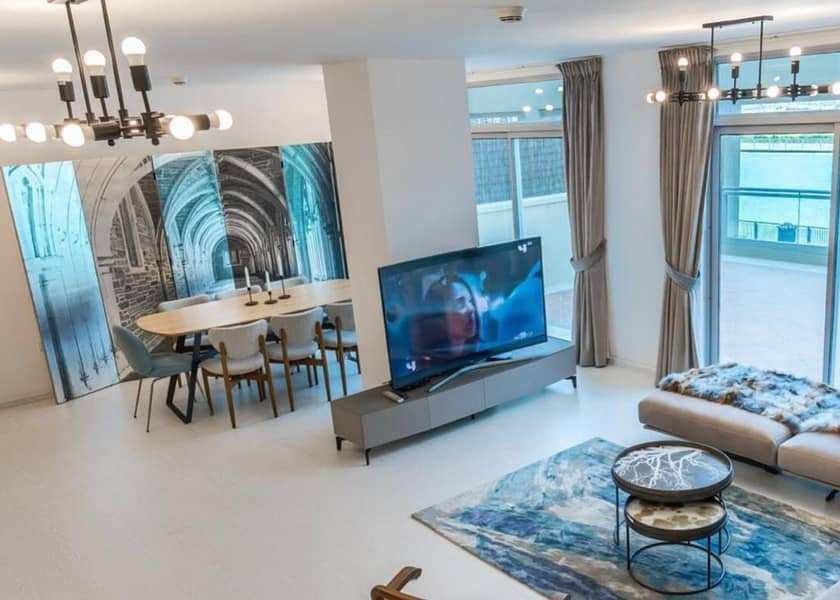 Stunning Luxurious 3bdr Villa in Downtown Burj Khalifa