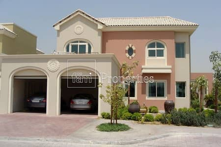 5 Bedroom Villa for Sale in Dubai Sports City, Dubai - Luxurious C1 /5 Bedroom with private pool/ Vacant