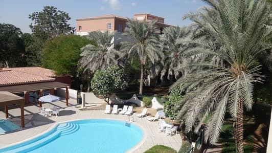 شقة 3 غرف نوم للبيع في جرين كوميونيتي، دبي - Actual view from Balcony