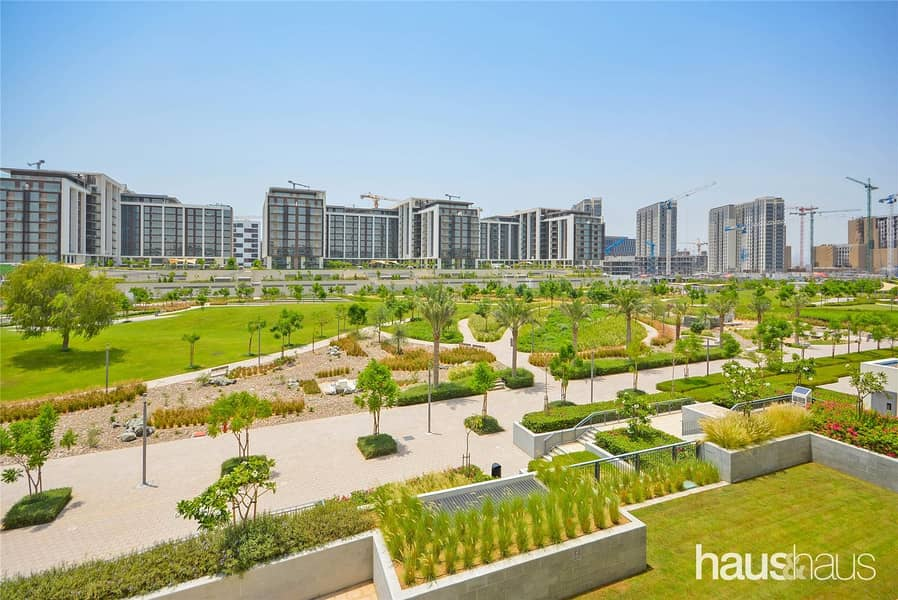 Exclusive | FULL Park View | 3 Bedrooms