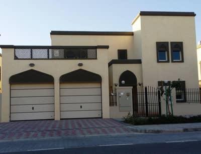 فیلا 4 غرف نوم للبيع في جميرا بارك، دبي - District 3 | 4 Br Regional | Single Row with Pool