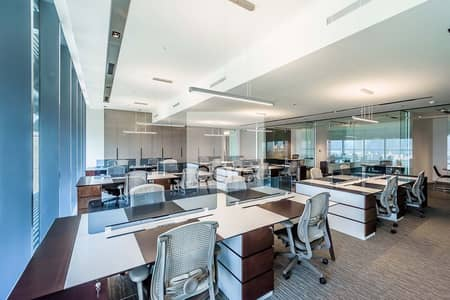 Furnished Fitted Office | Burj Khalifa View