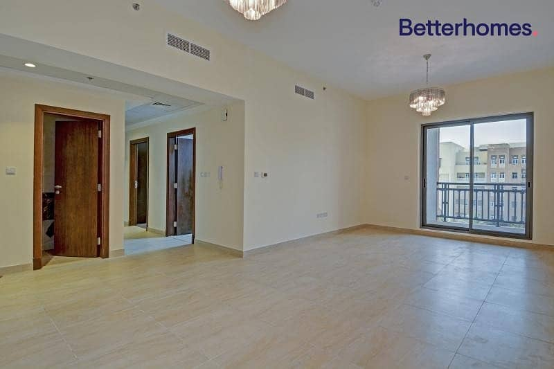 Unfurnished | High Floor | Community View |Balcony