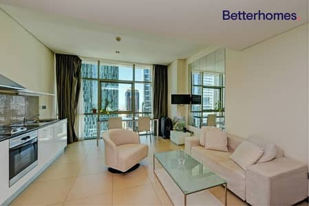 Studio for Sale in DIFC, Dubai - Lake View | High Floor |Fully Furnished |Great ROI